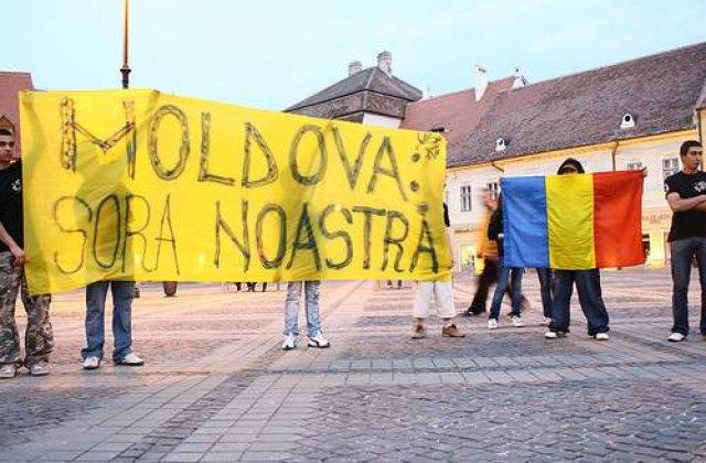 """Presa rusa: Romania se pregateste sa """"inghita"""" Republica Moldova"""