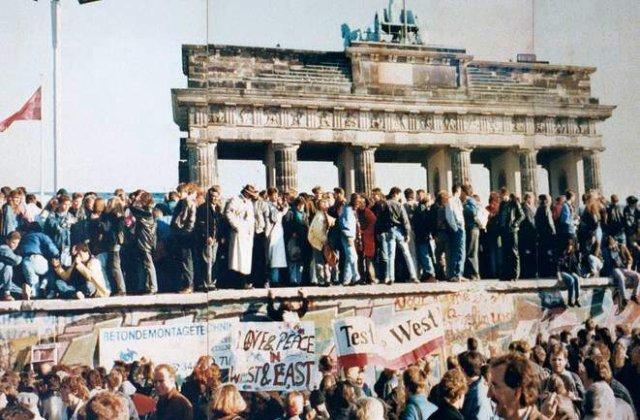Dupa 20 de ani, Berlinul a sters urmele Zidului si a redat infatisarea capitalei