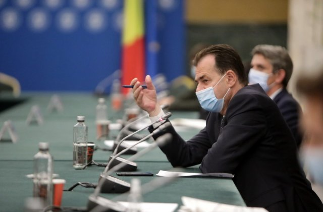Ludovic Orban va candida pentru București la alegerile parlamentare