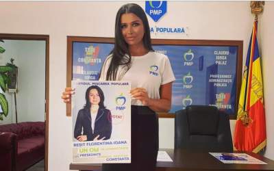 Elena Băsescu va candida din...