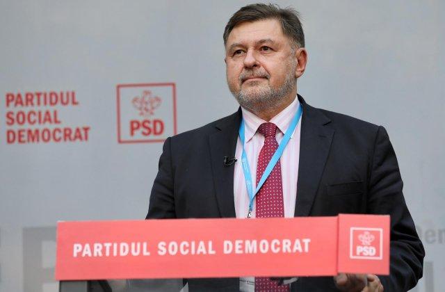 """Rafila a intrat în PSD și va candida la parlamentare: """"A fost un pas dificil pentru mine"""""""