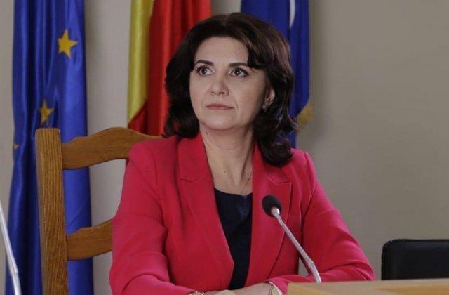 Monica Anisie a anunțat închiderea școlilor din Capitală