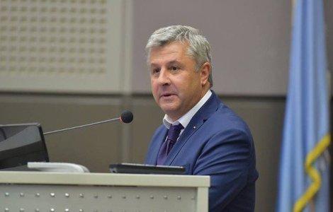 Florin Iordache, numit, pe viață, președinte al Consiliului Legislativ