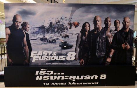 """Legendara serie de filme """"Fast and Furious"""" se încheie odată cu al..."""