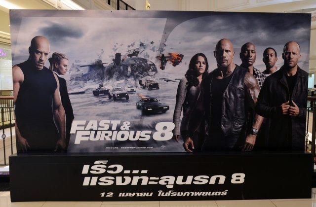 """Legendara serie de filme """"Fast and Furious"""" se încheie odată cu al 11-lea film"""