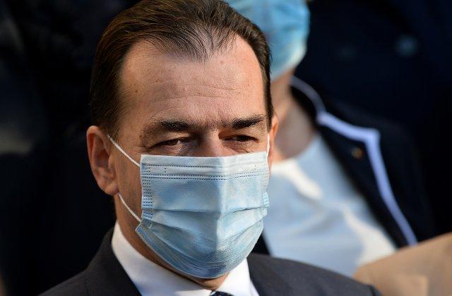 Ludovic Orban: Alegerile nu prezintă un risc de răspândire a coronavirusului