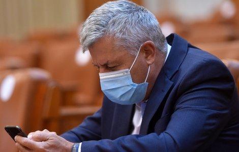 Numirea lui Florin Iordache, atacată la Curtea Constituţională de...