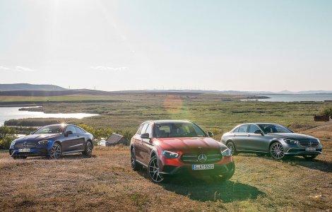 Mercedes-Benz Clasa E facelift a ajuns și în România