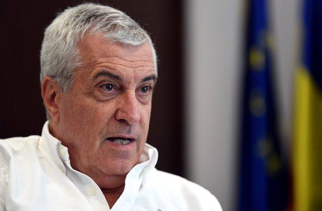 """Tăriceanu: """"Pe 6 decembrie avem șansa să eliberăm patul de la ATI pe care îl ocupă guvernul Orban"""""""