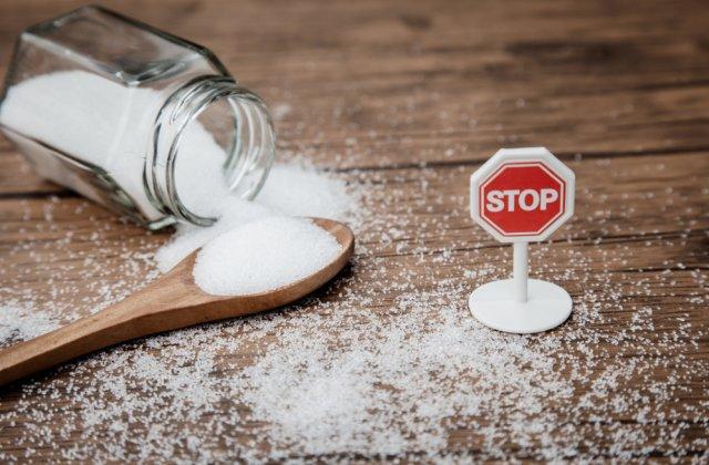 Accelerează procesul de îmbătrânire: 4 efecte periculoase pe care le are zahărul asupra organismului