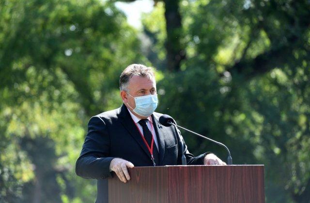 """Tătaru: """"Susţin ca anul viitor personalul din spitalele publice să fie remunerat după aceeaşi grilă de salarizare"""""""