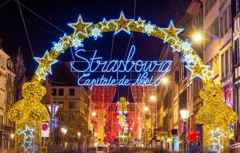 Municipalitatea din Strasbourg anulează celebrul târg de Crăciun