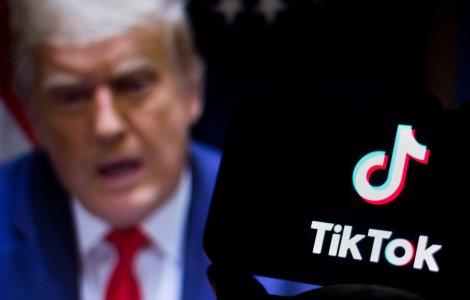 Dansul lui Donald Trump, un nou trend pe Tiktok!