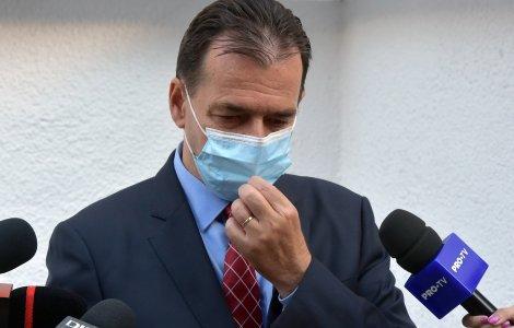 Ludovic Orban pleacă în vizită oficială în Franţa