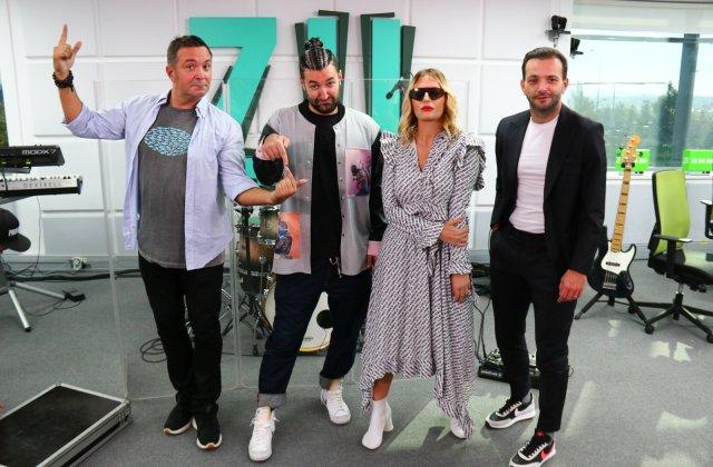 """Mihai Morar: """"Mă bucur că primul live în studioul Radio ZU, după 7 luni, este cel al unei piese create în carantină!"""""""