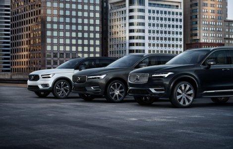 """Volvo, despre planurile de viitor: """"Lansările de noi modele nu vor..."""