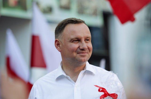 Politicienii nu sunt feriți de pandemie! Președintele Poloniei, infectat cu noul coronavirus
