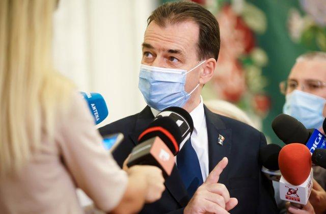"""Orban, despre explozia cazurilor de COVID-19: """"Îmbolnăvirea nu se produce în școală"""""""