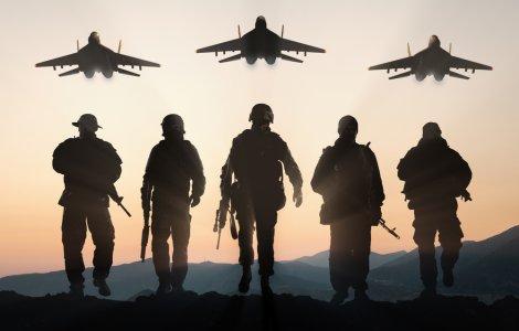 Vela, mesaj de recunoștință și prețuire pentru militarii români