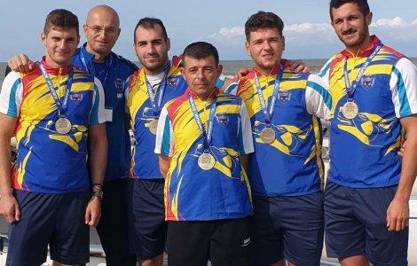 Bronz pentru România la competiția de canotaj European Coastal...