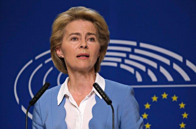 """Ursula von der Leyen despre pandemia din UE: """"Ne aflăm în plin val doi. Acest Crăciun va fi diferit"""""""