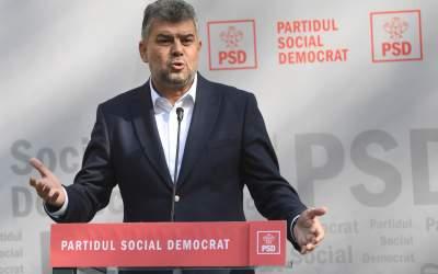 Ciolacu îi cheamă pe liberali...