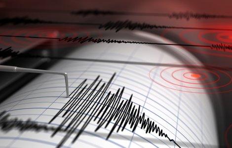 Cinci cutremure în interval de câteva ore în România