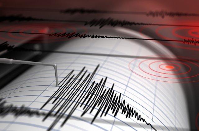 Cinci cutremure în interval de câteva ore în România! Ce magnitudine a avut cel mai puternic seism