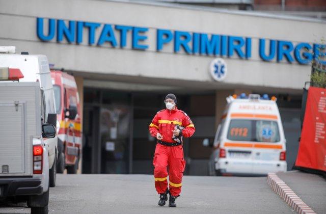 Trei medici din Gorj, internaţi cu Covid-19, au fugit din spital