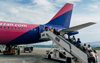 Wizz Air oferă o reducere de...