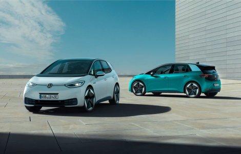 Europenii au înmatriculat mai multe mașini electrice decât mașini...