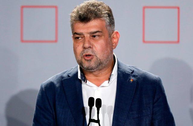 """Ciolacu, încrezător: """"Vom câștiga alegerile. PSD va propune un premier"""""""