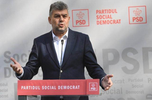"""Ciolacu: """"A trebuit să se ajungă la aproape 8.000 de cazuri ca Iohannis să accepte soluția PSD"""""""