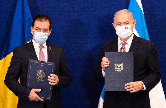 Orban a discutat cu premierul Israelului despre eventuala producție comună a vaccinului anti-Covid-19