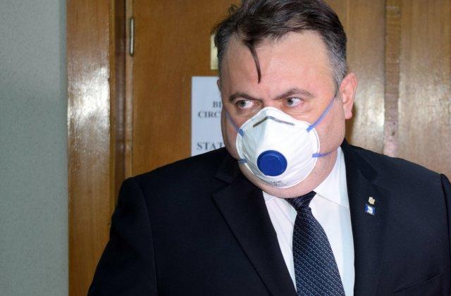 Nelu Tătaru vrea ca rezultatul testului Covid-19 să fie anunțat în maxim 24 de ore