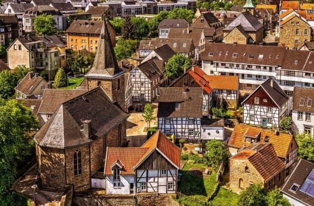 Un german în vârstă de 77 de ani vinde o casă de 7 metri pătrați cu 77.777 de euro!