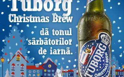 Tuborg Christmas Brew revine...