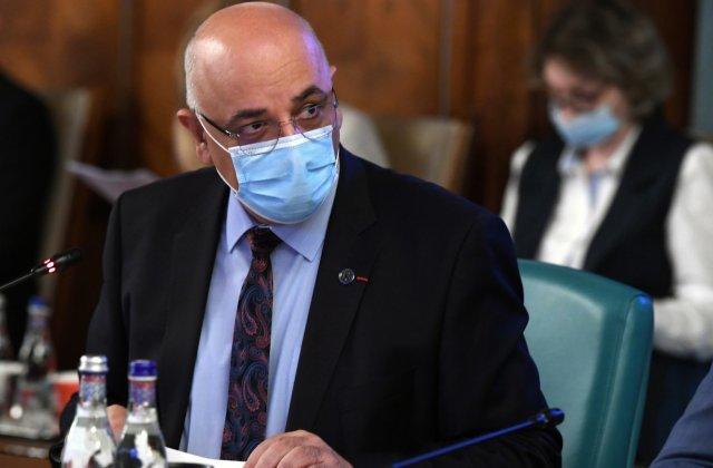 """Avertismentul lui Raed Arafat: """"Infectarea simultană cu Covid-19 și gripă sezonieră poate fi fatală"""""""