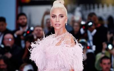 Lady Gaga s-a bucurat până la...