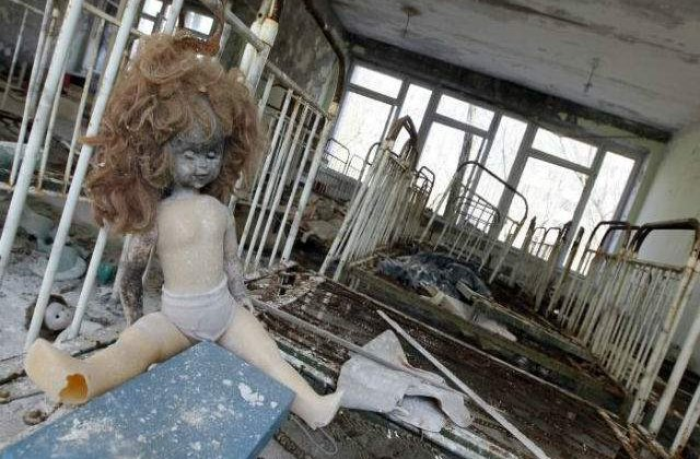 """Expozitia de fotografie """"Cernobal: dupa 27 de ani"""", luni, la Muzeul Taranului"""