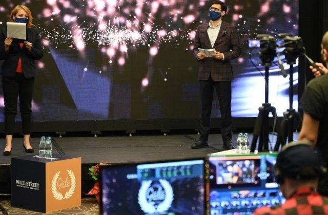 Gala 15 ani de Wall-Street.ro – Cine sunt câștigatorii