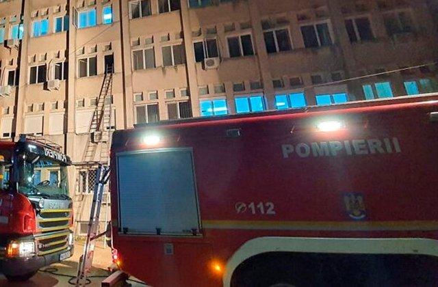 """Colegiul Medicilor, după incendiul din Piatra Neamţ: """"Sistemul de sănătate românesc nu trebuie să mai producă tragedii!"""""""