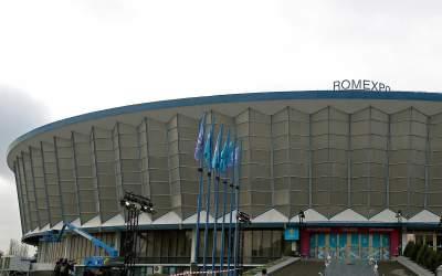 Aglomerație la Romexpo...