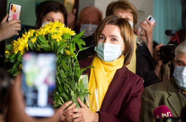 """Orban o felicită pe Maia Sandu: """"Am crezut de la început în ea. Suntem martorii unui eveniment istoric"""""""
