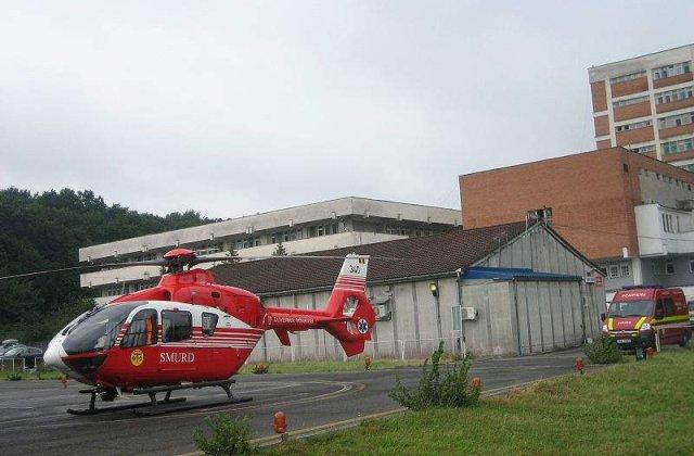 Elicopter SMURD pentru Litoral si Autostrada Soarelui