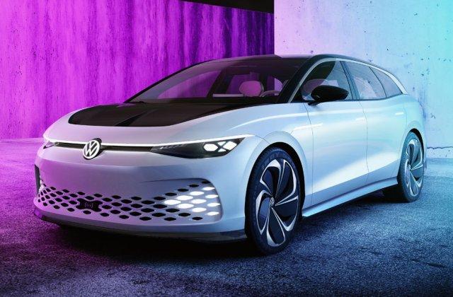 Volkswagen confirmă că prototipul ID Space Vizzion va primi versiune de serie în 2023: noul model va avea autonomie de 700 de kilometri