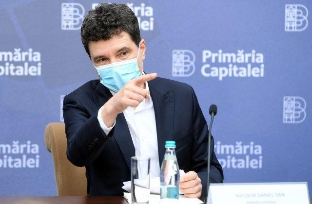 Nicușor Dan: Nu mai există întârzieri în anchetele epidemiologice la DSP București