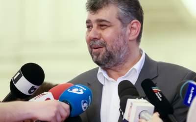 Ciolacu spune că PSD are mai...