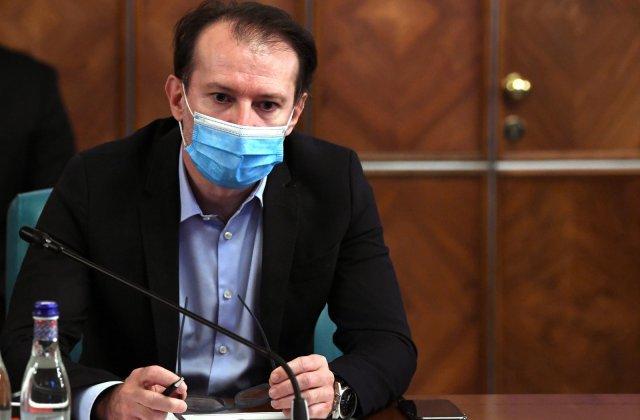 Florin Cîţu anunţă control al ANAF la Federaţia Română de Fotbal