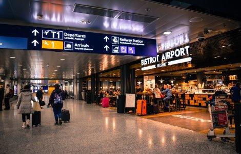Aeroportul Henri Coandă a primit acreditarea pentru sănătate de la...